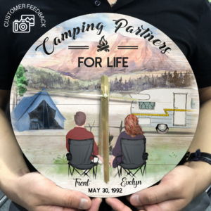 Camping Couple Customer Review