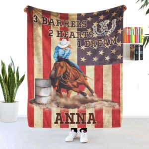 Girl And Horse Horse Lover Personalized 2 YDC2002108