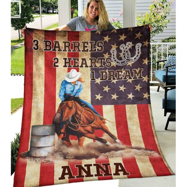 Girl And Horse Horse Lover Personalized 4 YDC2002108
