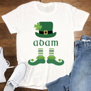 Mr And Mrs. Patrick Day Personalized Shirt 2 YDC1802106