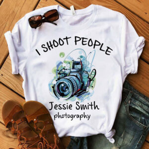Camera Photography Lovers Personalized Shirt